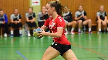 Die Schutterwälderin Selina Margull machte gegen die HSG Freiburg II ein starkes Spiel.