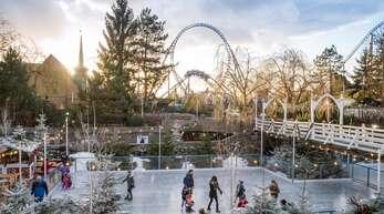Für den Erfolg des Europa-Parks spielt die Wintersaison eine zunehmend herausragende Rolle, wie der Park mitteilt.