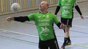 Frank Bross landete mit der FG Griesheim zwei Heimsiege über den TSV Karlsdorf und die TSG Tiefenthal.