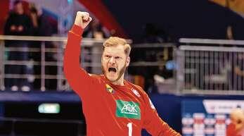 Großer Auftritt gegen Österreich: Johannes Bitter vom TVB Stuttgart
