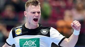 Sechs Tore gegen Weißrussland: Timo Kastening ist in Bestform