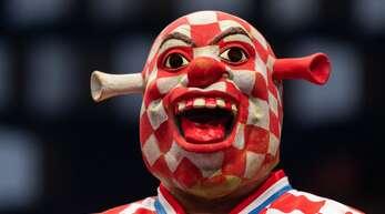 Dieser kroatische Mann ist vermutlich der schönste EM-Fan aller Zeiten.