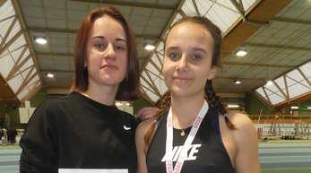 Starkes Duo: Julia Lengardt (l.) und Jessica Funk.