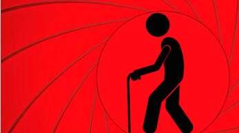 Der Mythos James Bond geht am Stock. Denn die Welt hat sich verändert und macht Agent 007 allmählich die Expertise von früher streitig.