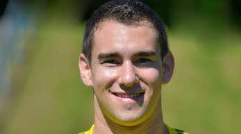 Sebastian Bell, hier 2016 im Trikot des SC Lahr, wechselt im Sommer vom FV Langenwinkel zum SV Rust.