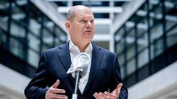 Hat er die Milliarden im Griff? Bundesfinanzminister Olaf Scholz verteidigt den von Deutschland und Frankreich vorgeschlagenen Wiederaufbaufonds.