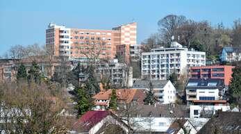 Das Ortenau-Klinikum Lahr soll für rund 183 Millionen Euro in drei Bauabschnitten saniert werden. 2033 soll das Krankenhaus dann fertig umgebaut sein.