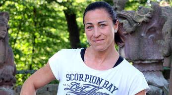 Die ehemalige Box-Weltmeisterin Lucia Morelli verbringt den Sommer wieder in der Heimat.