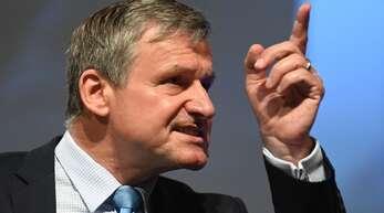 Kämpferischer Spitzenkandidat der FDP: Hans-Ulrich Rülke