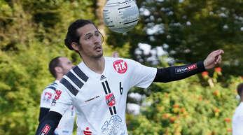 Der Kolumbianer Juan Arenas bestritt seine erste Bundesliga-Saison für den FBC Offenburg.