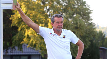 Ernüchtert: der Linxer Trainer Thomas Leberer.