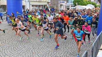 2020 macht der Stadtlauf in Offenburg Pause.