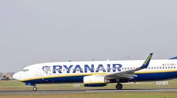 Ryanair hat bereits von April bis Juni massive Einbußen wegen der Corona-Krise erlitten.