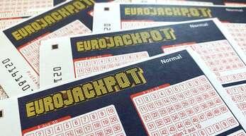 Ein Spieler aus Baden-Württemberg hat beim Eurojackpot ordentlich abgeräumt.