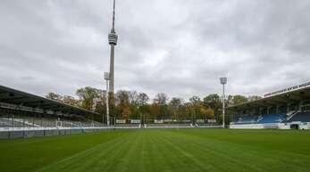 Hier trainiert die DFB-Elf Anfang September vor dem Spiel gegen Spanien