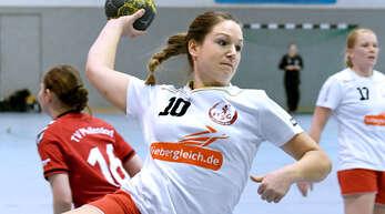 Neuzugang Ann-Katrin Wohlschlegel bringt Erfahrung nach Friesenheim mit.