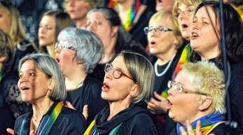 Chorproben- und Auftritte waren coronabedingt lange Zeit nicht möglich. Warum regelmäßiges Proben jetzt für das Überleben vieler Chöre wichtig ist, erklärt Frank Döhring, der Verbandschorleiter des Ortenauer Chorverbands.