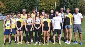 Das Team des LFV Schutterwald erzielte gute Ergebnisse.