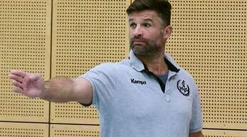 Aurelijus Steponavicius geht in sein zweites Trainerjahr beim Handball-Landesligisten HSG Ortenau Süd.