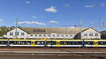 Das alte Bahnbetriebswerk aus dem 19. Jahrhundert beherbergt künftig das Aalener Theater, die Ballett- und Musikschule sowie das Programmkino am Kocher.