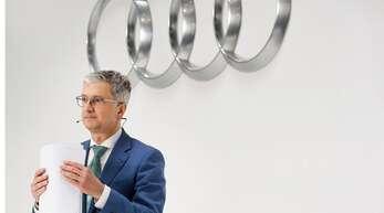 Wie viel wusste der Ex-Audi-Chef Rupert Stadler?