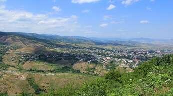 Auf den ersten Blick eine Idylle – doch Berg-Karabach ist ein Krisengebiet.