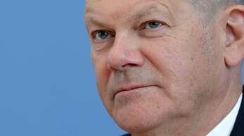 Vizekanzler Olaf Scholz (SPD) war einer von fünf Gästen bei Anne Will.