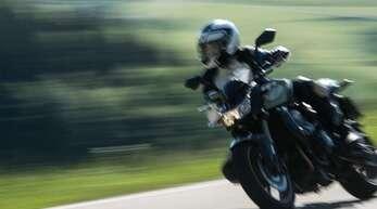 Auf den beliebten Motorradstrecken im Schwarzwald verzeichnet die Polizei in dieser Saison eine Zunahme an Motorradunfällen.