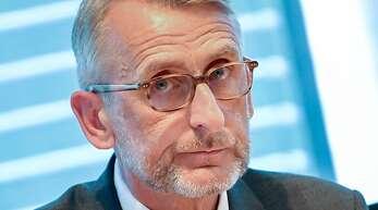 Der 59-jährige CDU-Bundestagsabgeordnete Armin Schuster ist einer der profiliertesten Innenpolitiker seiner Partei.