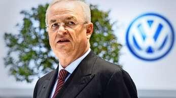 Ex-VW-Konzernchef Martin Winterkorn