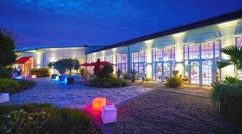Ein Veranstaltungsort für jede Gelegenheit: das Calamus-Areal.