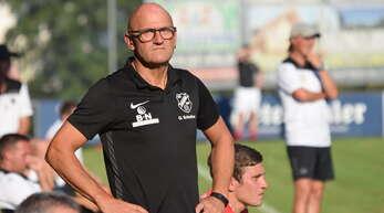 Gotthard Schwörer ist beruflich zu sehr eingespannt, um den Fußball-Landesligisten SC Hofstetten weiter zu trainieren.