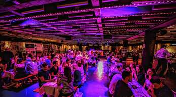 Die Weinclubber-Party am vergangenen Freitag war gut besucht. Eine zweite Weinclubber-Party soll am 27. November stattfinden.