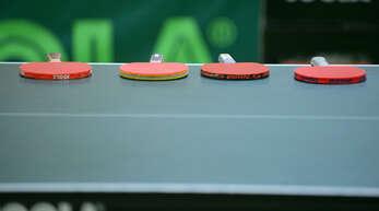 Wie erwartet werden Anfang November keine Tischtennis-Bezirksmeisterschaften ausgetragen.
