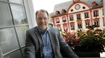 Finanzbürgermeister Hans-Peter Kopp.