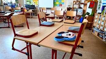 Der Dreijährige war in einer Grundschule aufgetaucht. (Symbolbild)