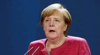 Bundeskanzlerin Angela Merkel will aufgrund des Coronavirus in Hotspot-Regionen auch Familienfeiern einschränken.