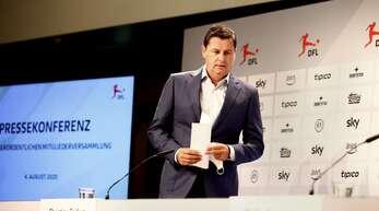 Christian Seifert plant seinen Abgang im Sommer 2022.