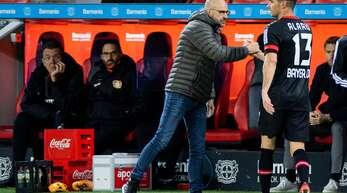 Leverkusen punktete gegen Augsburg.