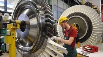 Die deutsche Wirtschaft schlägt sich wieder etwas besser als zuvor. (Symbolbild)