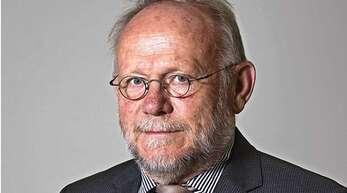 """Hermann Wilske, der Landesmusikrats-Präsident, bangt um Nachwuchswettbewerb """"Jugend musiziert""""."""