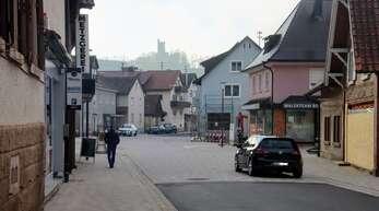 Die Umgestaltung der Ortsdurchfahrt in Ortenberg soll auch im nächsten Jahr weitergehen.