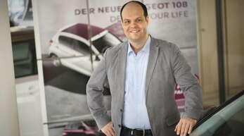 Markus Roth führt das Unternehmen in zweiter Generation