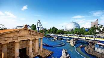 Wann im Europa-Park wieder Besucher empfangen werden dürfen, ist ungewiss.