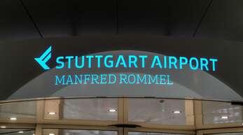 Auch am Flughafen Stuttgart ist die Einreise aus Großbritannien und Nordirland eingeschränkt.