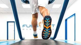 Sportler nutzen die Laufbandanalyse, um belastende Fußfehlstelllungen zu beseitigen und beschwerdefrei trainieren zu können.