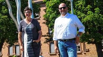 Beim Sensationsfund zu spät und mit zu wenig Leidenschaft agiert? Kulturchefin Carmen Lötsch und Wolfgang Reinbold, Leiter Museum und Archiv, äußern sich dazu.