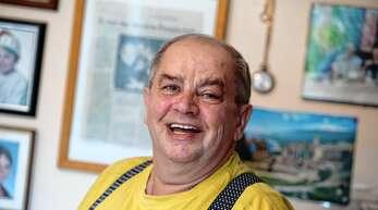 Salvatore Scimone hat fast vier Jahrzehnte für die Familie Burda gearbeitet, lange Jahre war er Hausdiener der Burdas.