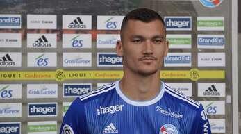 Ludovic Ajorque erzielte sein zehntes Saisontor.