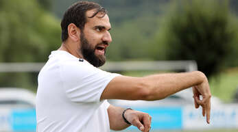 Serkan Nezirov bleibt auch in der Saison 2021/22 Trainer des TuS Windschläg.